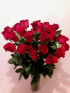 Ramos de rosas El Jardín de la Abuela, rosas frescas Madrid Arguelles Moncloa, comprar rosas queroflores.es